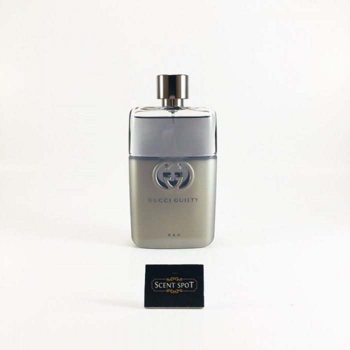 Guilty Eau Pour Homme by Gucci (Tester) 90ml Eau De Toilette Spray (Men)