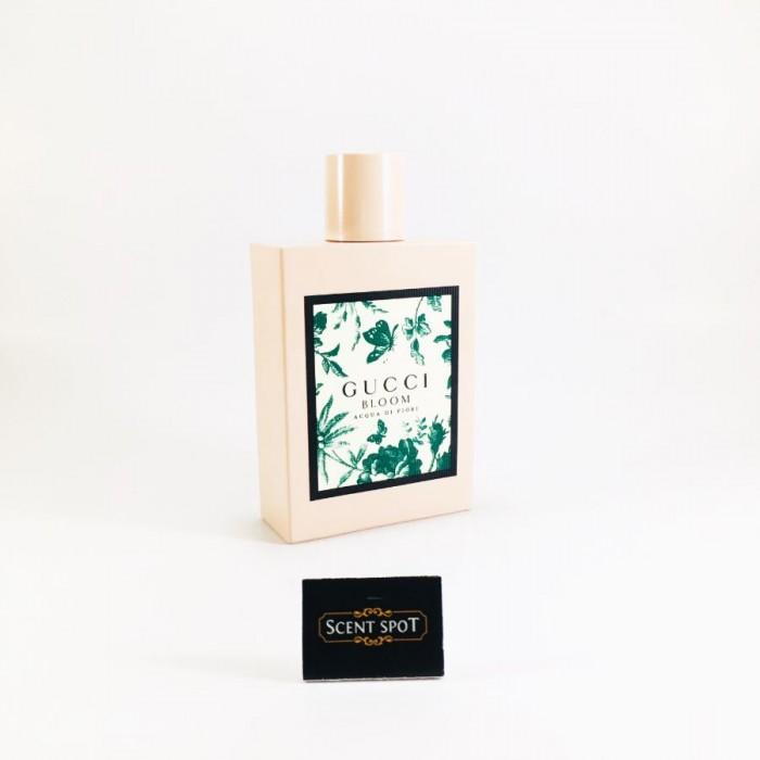 Bloom Acqua di Fiori by Gucci (Tester) 100ml Eau De Toilette Spray (Women)