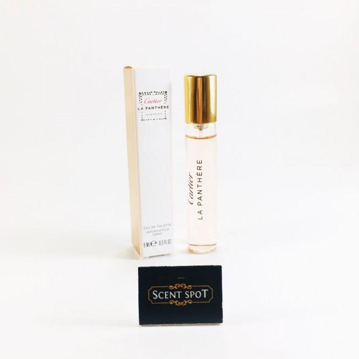 La Panthere by Cartier (Miniature / Travel) 9ml Eau De Toilette Spray (Women)