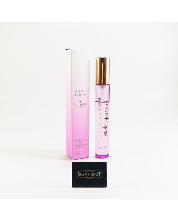 In Full Bloom by Kate Spade (Miniature / Travel) 10ml Eau De Parfum Spray (Women)