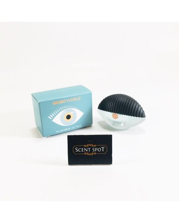 Kenzo World by Kenzo (Miniature / Travel) 5ml Eau De Parfum Dab On (Women)