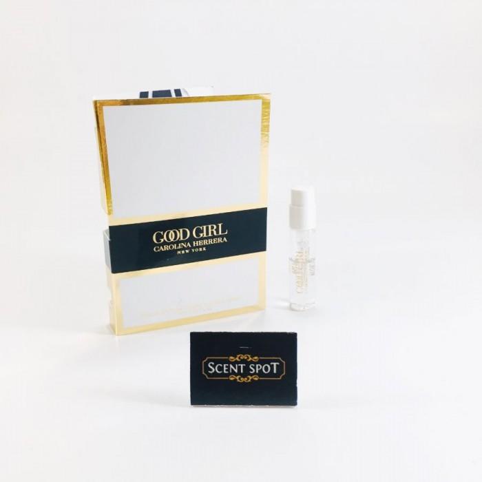 Good Girl Legere by Carolina Herrera (Vial / Sample) 1.5ml Eau De Parfum Spray (Women)