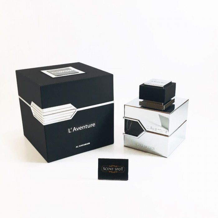 L'aventure by Al Haramain (New in Box) 100ml Eau De Parfum Spray (Men)