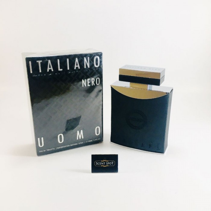 Italiano Nero by Armaf (New in Box) 100ml Eau De Toilette Spray (Men)