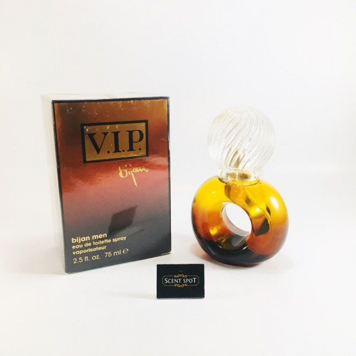 Bijan Vip by Bijan (New in Box) 75ml Eau De Toilette Spray (Men)