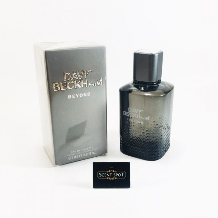 Beyond by David Beckham (New in Box) 90ml Eau De Toilette Spray (Men)