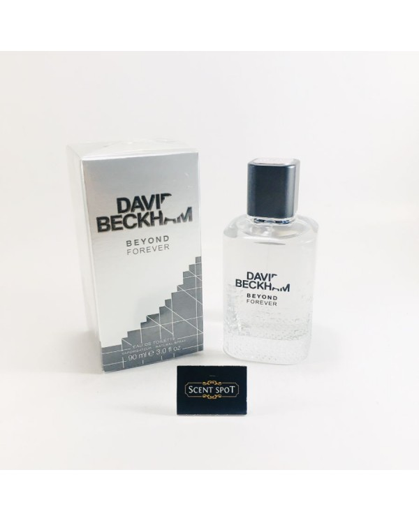 Beyond Forever by David Beckham (New in Box) 90ml Eau De Toilette Spray (Men)