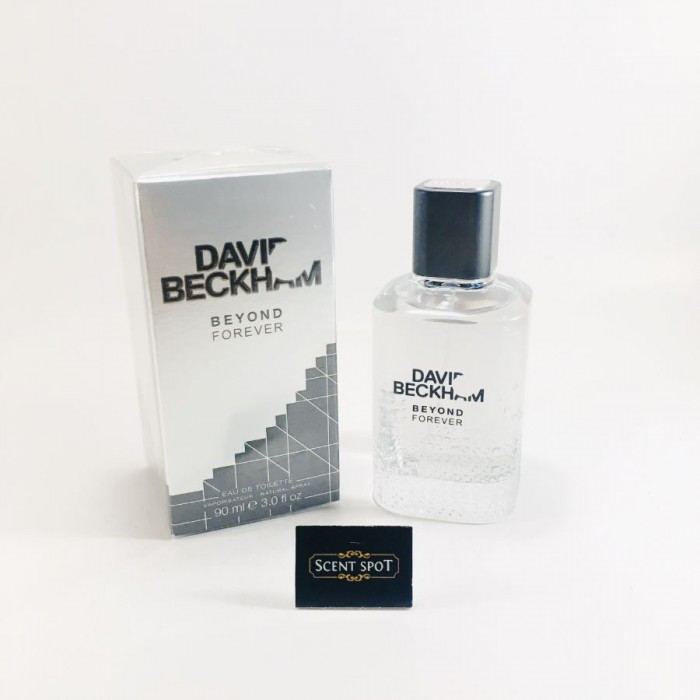 Beyond Forever by David Beckham (New in Box) 90ml Eau De Toilette Spray (Men)