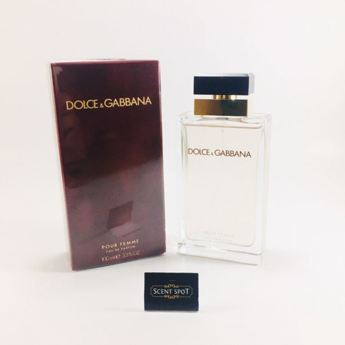 Pour Femme by Dolce & Gabbana (New in Box) 100ml Eau De Parfum Spray (Women)