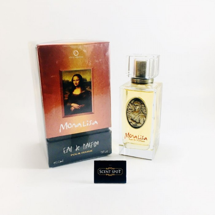 Mona Lisa by Eclectic Collections (New in Box) 100ml Eau De Parfum Spray (Women)