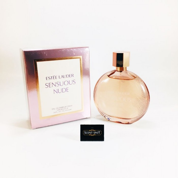 Sensuous Nude by Estee Lauder (New in Box) 100ml Eau De Parfum Spray (Women)