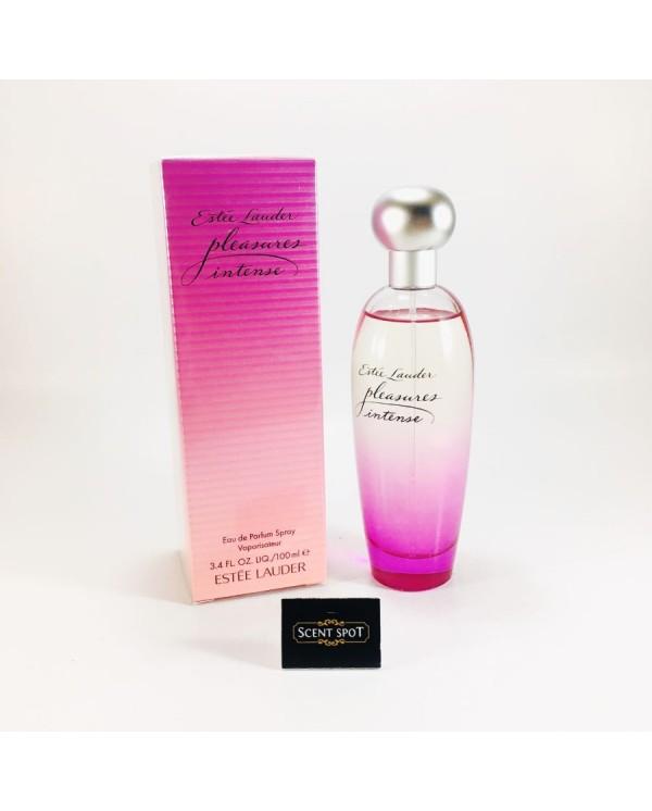 Pleasures Intense by Estee Lauder (New in Box) 100ml Eau De Parfum Spray (Women)
