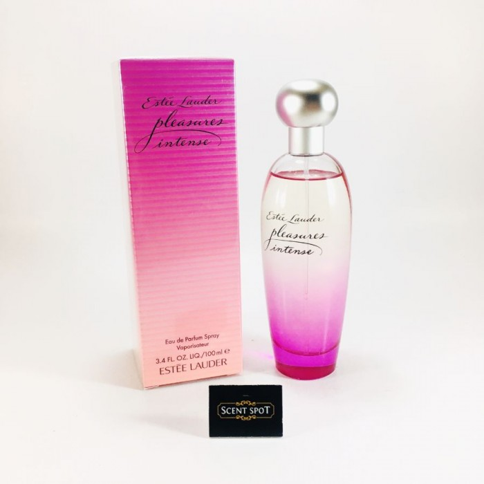Pleasures Intense by Estee Lauder (New in Box) 100ml Eau De Parfum Spray (Women)