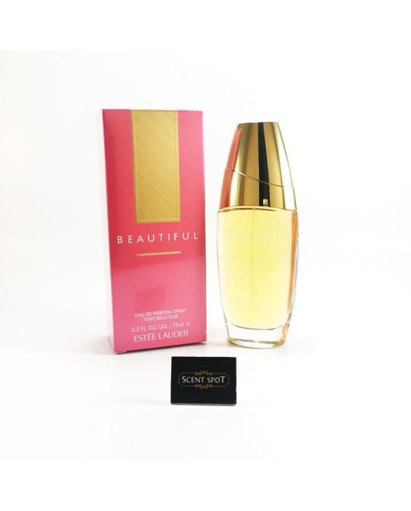 Beautiful by Estee Lauder (New in Box) 75ml Eau De Parfum Spray (Women)