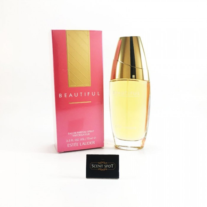 Beautiful by Estee Lauder (New in Box) 75ml Eau De Parfum Spray (Women)