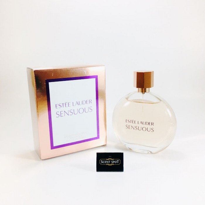 Sensuous by Estee Lauder (New in Box) 100ml Eau De Parfum Spray (Women)