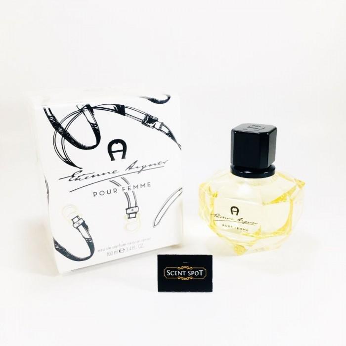 Aigner Pour Femme by Etienne Aigner (New in Box) 100ml Eau De Parfum Spray (Women)