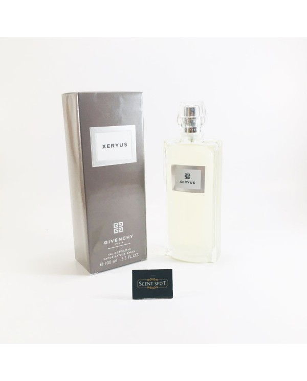 Xeryus by Givenchy (New in Box) 100ml Eau De Toilette Spray (Men)