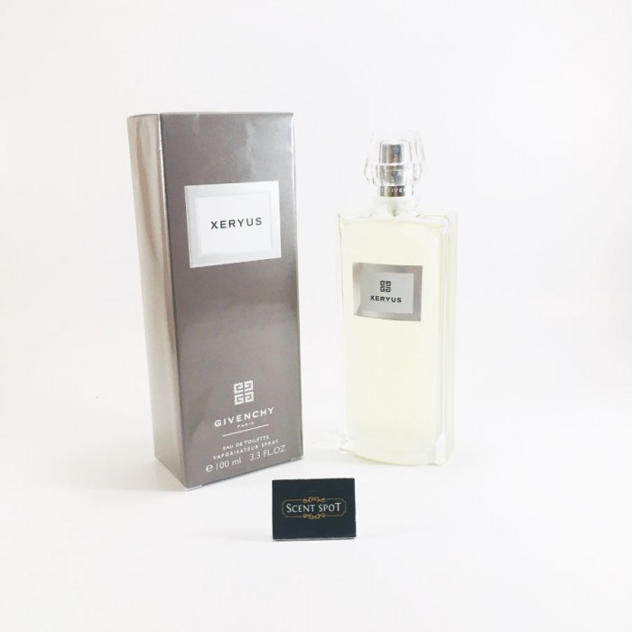 Xeryus by Givenchy (New in Box) 100ml Eau De Toilette Spray (Men)