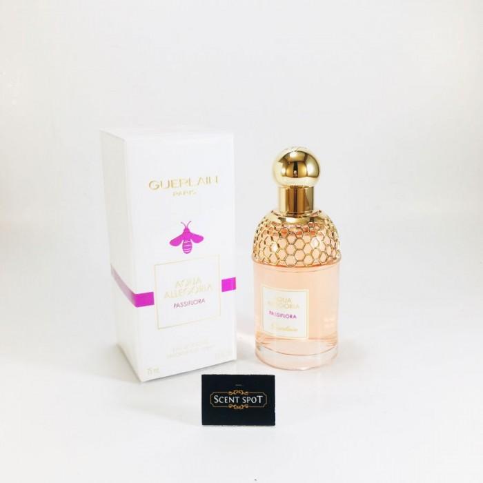 Aqua Allegoria Passiflora by Guerlain (New in Box) 75ml Eau De Toilette Spray (Women)