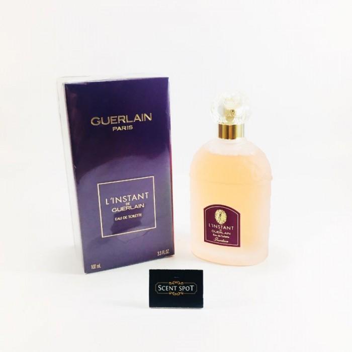 L'instant by Guerlain (New in Box) 100ml Eau De Toilette Spray (Women)