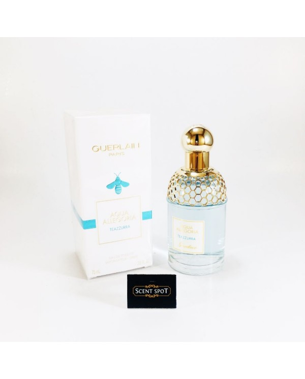 Aqua Allegoria Teazzurra by Guerlain (New in Box) 75ml Eau De Toilette Spray (Women)
