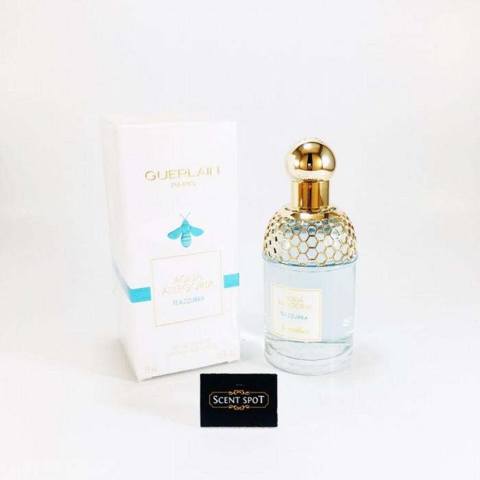 Aqua Allegoria Teazzurra by Guerlain (New in Box) 75ml Eau De Toilette Spray (Women)