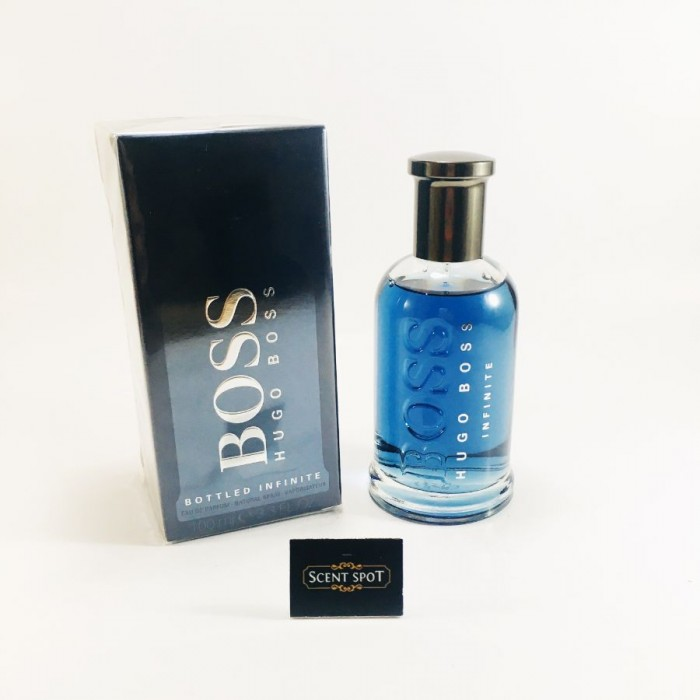 Bottled Infinite by Hugo Boss (New in Box) 100ml Eau De Parfum Spray (Men)