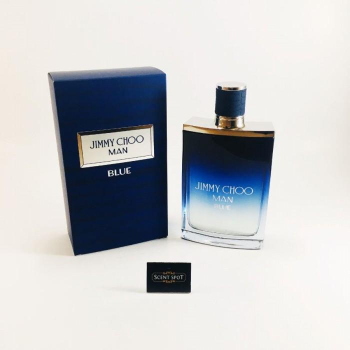 Man Blue by Jimmy Choo (New in Box) 100ml Eau De Toilette Spray (Men)