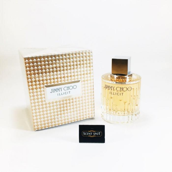 Illicit by Jimmy Choo (New in Box) 100ml Eau De Parfum Spray (Women)