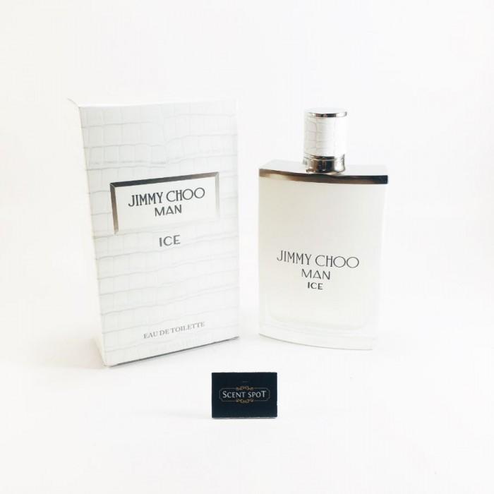 Ice by Jimmy Choo (New in Box) 100ml Eau De Toilette Spray (Men)