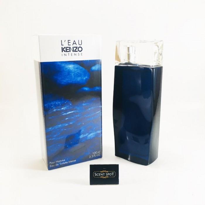 L'eau Par Kenzo Intense by Kenzo (New in Box) 100ml Eau De Toilette Spray (Men)