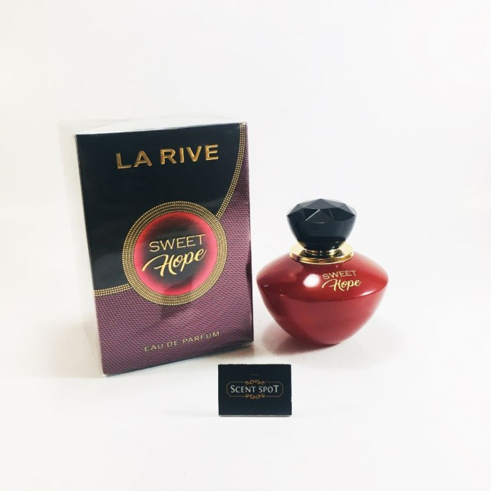 Sweet Hope by La Rive (New in Box) 90ml Eau De Parfum Spray (Women)