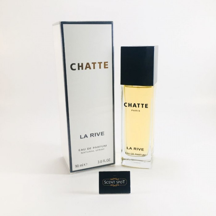 Chatte by La Rive (New in Box) 90ml Eau De Parfum Spray (Women)