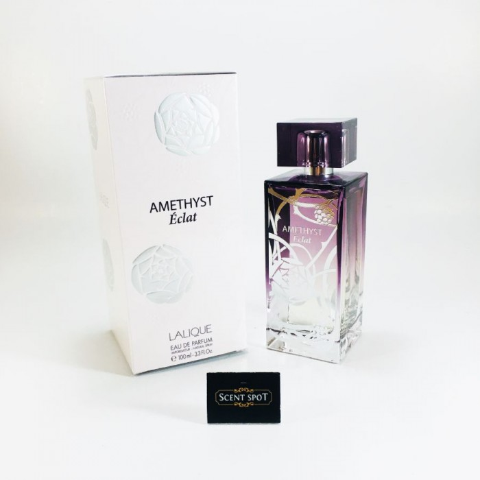 Amethyst Eclat by Lalique (New in Box) 100ml Eau De Parfum Spray (Women)
