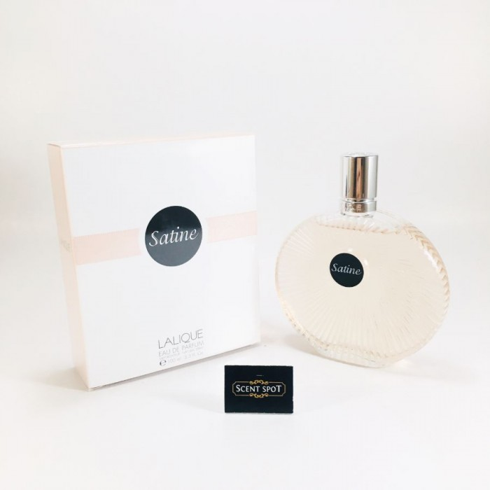 Satine by Lalique (New in Box) 100ml Eau De Parfum Spray (Women)