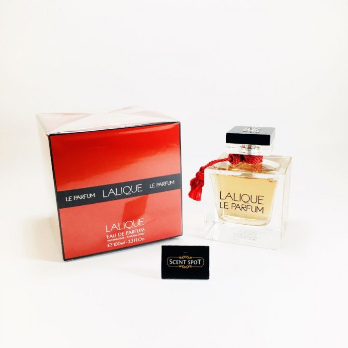 Le Parfum by Lalique (New in Box) 100ml Eau De Parfum Spray (Women)