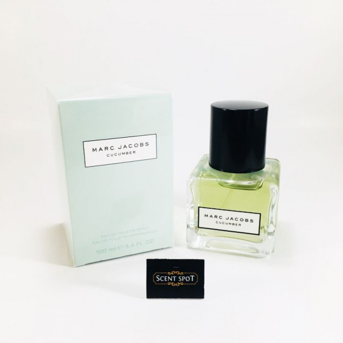 Cucumber by Marc Jacobs (New in Box) 100ml Eau De Toilette Spray (Women)