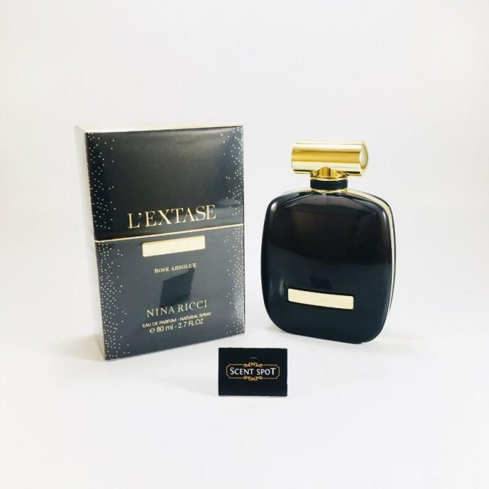 L'extase Rose Absolue by Nina Ricci (New in Box) 80ml Eau De Parfum Spray (Women)