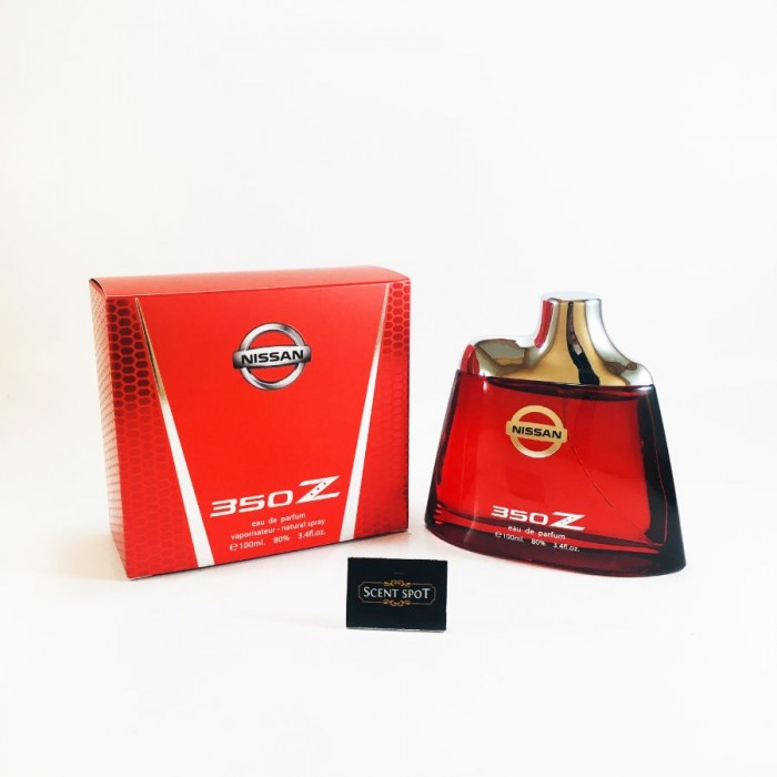 350Z by Nissan (New in Box) 100ml Eau De Parfum Spray (Men)