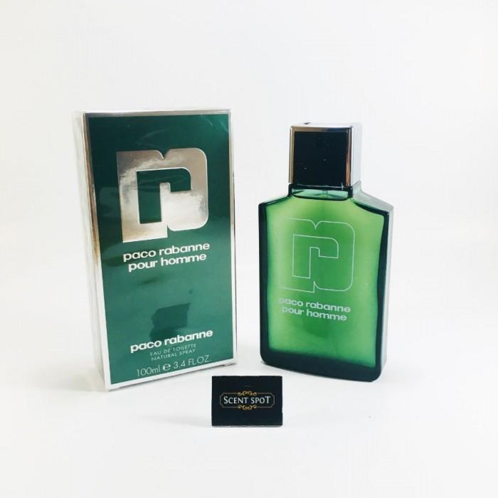 Paco Rabanne by Paco Rabanne (New in Box) 100ml Eau De Toilette Spray (Men)