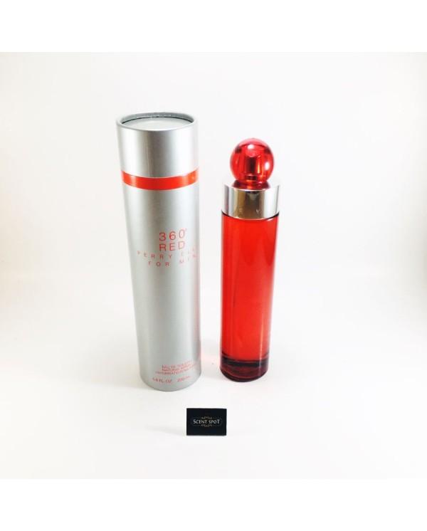 360 Red by Perry Ellis (New in Box) 200ml Eau De Toilette Spray (Men)