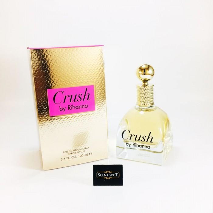 Crush by Rihanna (New in Box) 100ml Eau De Parfum Spray (Women)