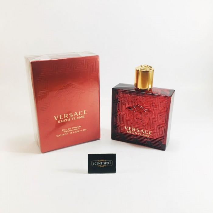 Eros Flame by Versace (New in Box) 100ml Eau De Parfum Spray (Men)