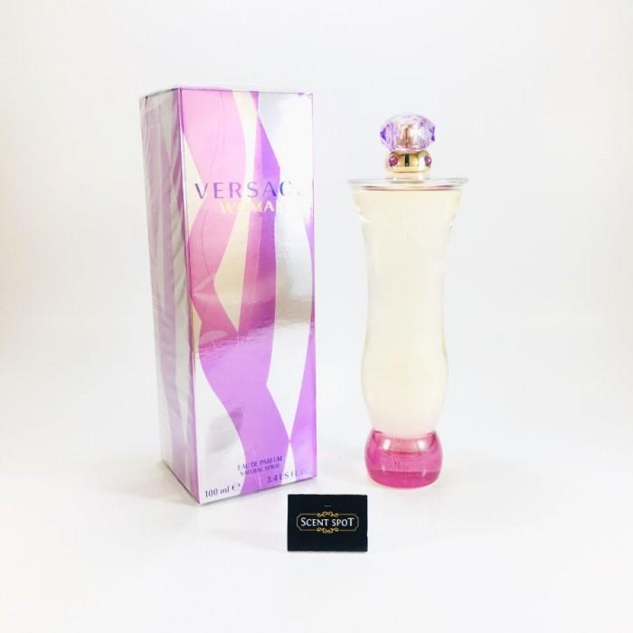 Woman by Versace (New in Box) 100ml Eau De Parfum Spray (Women)