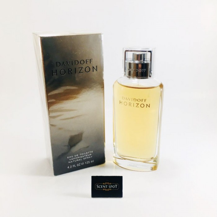 Horizon by Davidoff (New in Box) 125ml Eau De Toilette Spray (Men)