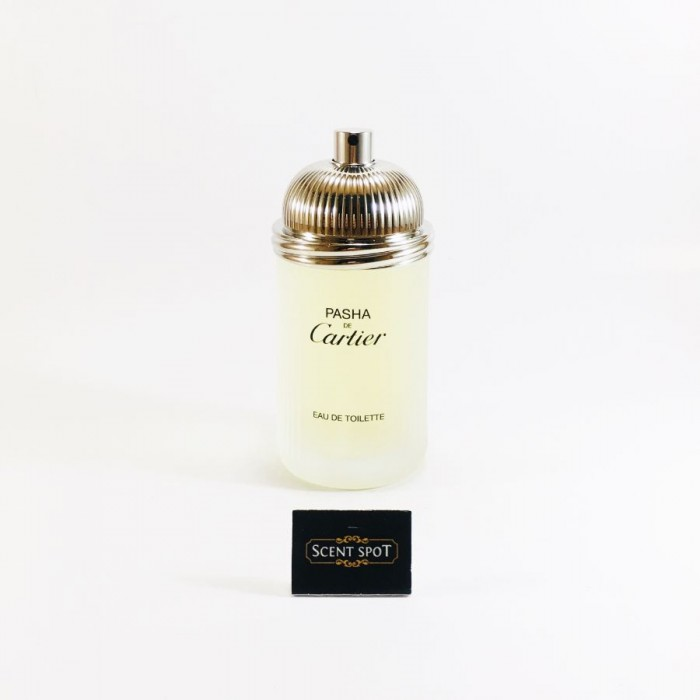 Pasha De Cartier by Cartier (Tester) 100ml Eau De Toilette Spray (Men)