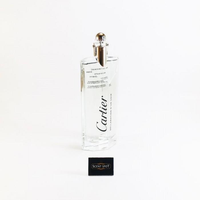 Declaration D'un Soir by Cartier (Tester) 100ml Eau De Toilette Spray (Men)