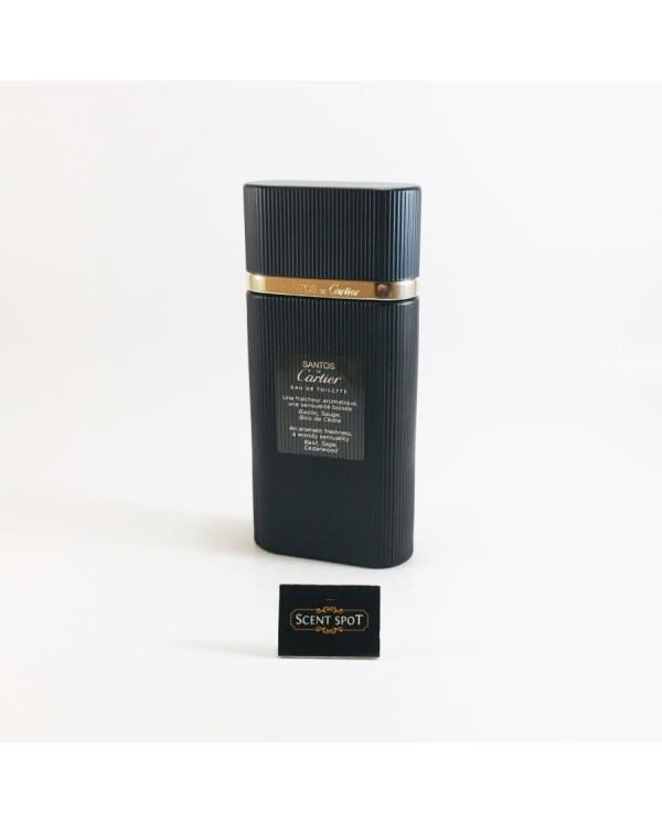 Santos De Cartier by Cartier (Tester) 100ml Eau De Toilette Spray (Men)
