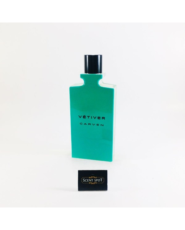 Vetiver by Carven (Tester) 100ml Eau De Toilette Spray (Men)